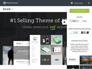 Creare una landing page con Avada