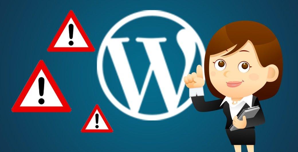 sito web - WordPress